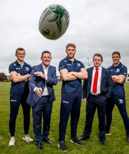 HC & Connacht Rugby Partnership